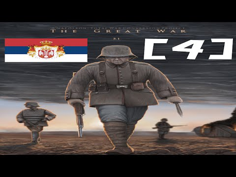 The Great War Mod 5.1.4 - [4] Kingdom of Serbia