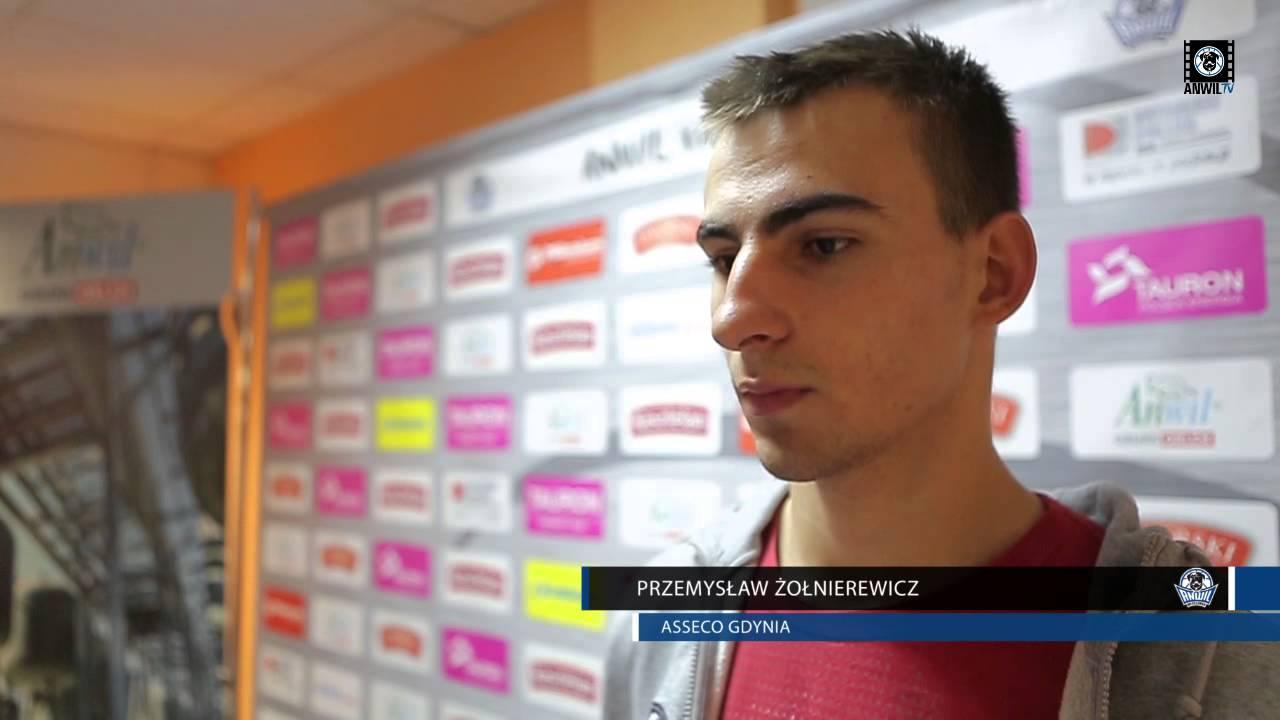 Anwil - Asseco | Przemysław Żołnierewicz | 12.10.2014 - YouTube