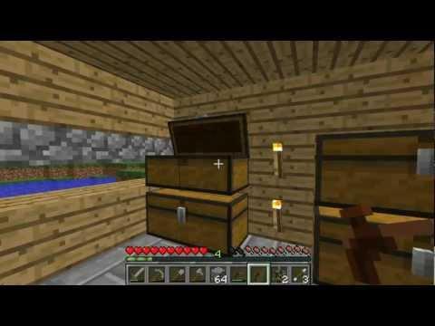 Gorrdens Minecraft : Industrial Craft #2 - Mining + První stroje