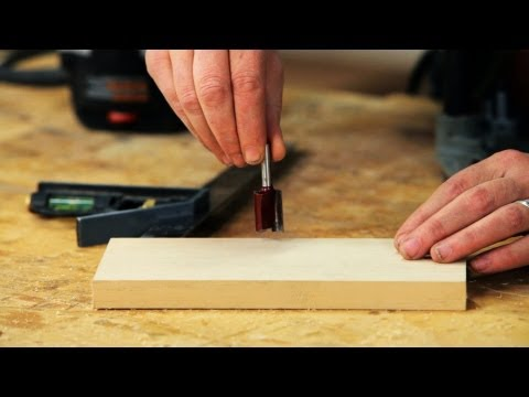 How to Use a Router | Woodworking