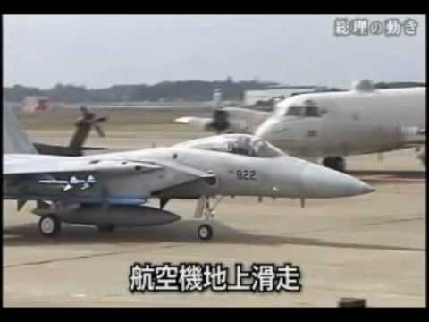 Japan Air Self Defense Force Air Review 2008