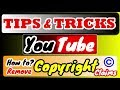 EFFECTIVE WAY TO REMOVE  COPYRIGHT CLAIMS IN YOUTUBE 2019 - TAGALOG TUTORIAL   BEST SOLUTION