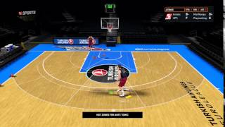 NBA 2K16 GHOST/INVISIBLE PLAYER
