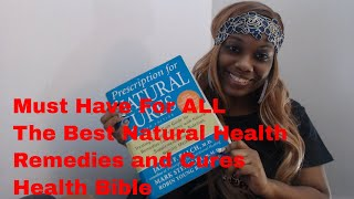 Prescription For Natural Cures Health Remedies Bible