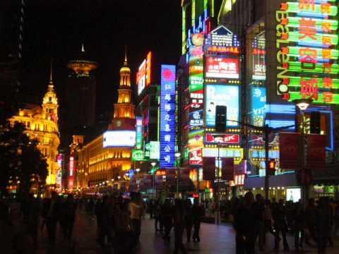 周璇 - 夜上海 - Zhou Xuan - Shanghai Nights