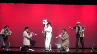 """METALES M5 MEXICAN BRASS -""""Escape"""" (Kevin McKee)"""