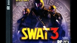 SWAT 3: Tactical Game of the Year Edition PC) - Demo Game Play