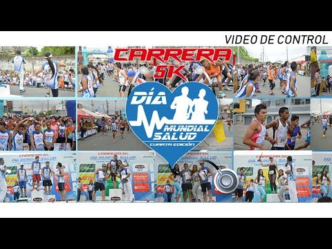 5k Dia Mundial de la Salud - Video de control