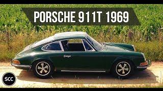 Porsche 911t 1969 - Full Test Drive In Top Gear - Engine Sound | Scc Tv