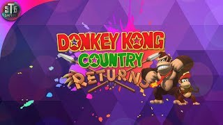 Donkey Kong Country Returns - 3