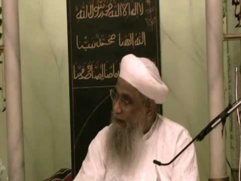 Mahdavia Response Part 125 Love of God & His Remembrance