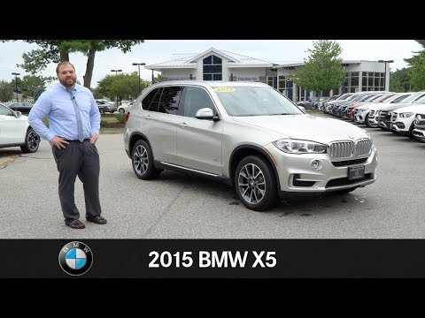JUST ARRIVED 2015 BMW X5 xDrive35i tour with Thomas