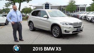 JUST ARRIVED 2015 BMW X5 xDrive35i tour with Thomas thumbnail