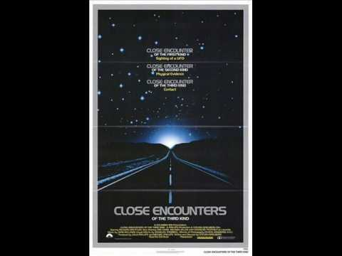 "John Williams:""Close Encounters of the Third Kind"" (1977)-Main Theme"