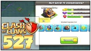 CLASH of CLANS Part 527: ENDLICH Meisterhütte Level 4