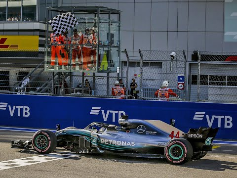 F1 Russie 2018 : Classements Grand Prix et championnats