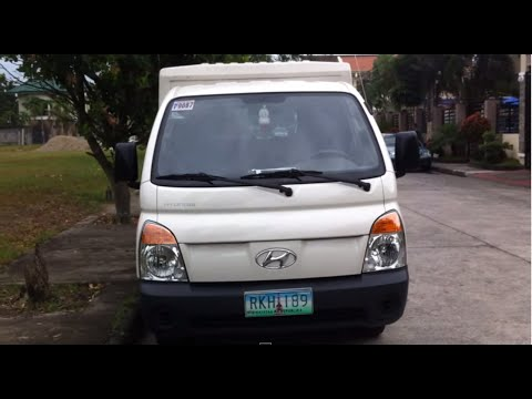 2011 Hyundai H-100 Review (Start Up, In Depth Tour, Engine, Exhaust)