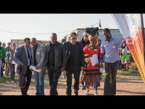 Most Beautiful Object in South Africa 2017 | The Joe Slovo West Community Project