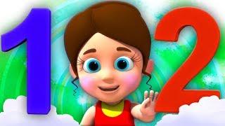 Bamchiki Bam Bam Bam | Hindi Numbers Rhymes | गिनती 1 से 10 तक | Hindi Poems | Kids Tv India