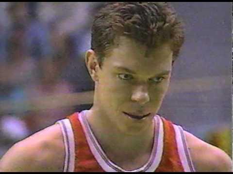 1988 Olympics Basketball