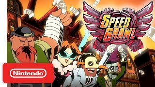 Speed Brawl - Gameplay Trailer - Nintendo Switch