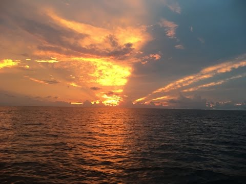 Sailing Caribbean Sea Part2