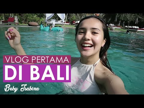 Beby Vlog - #1 : My First Vlog EVER!!! BALI