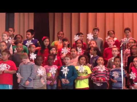 Julia F Callahan Elementary School 2013 Christmas Performan