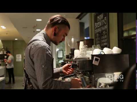 Sensory Lab a Melbourne Cafe serving Speciality Coffee and Pastry