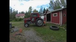 Traktorin renkaat