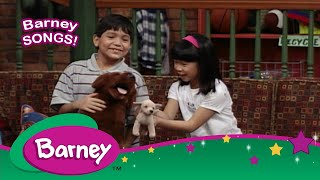 Barney|BIG and Little|Nursery Rhymes