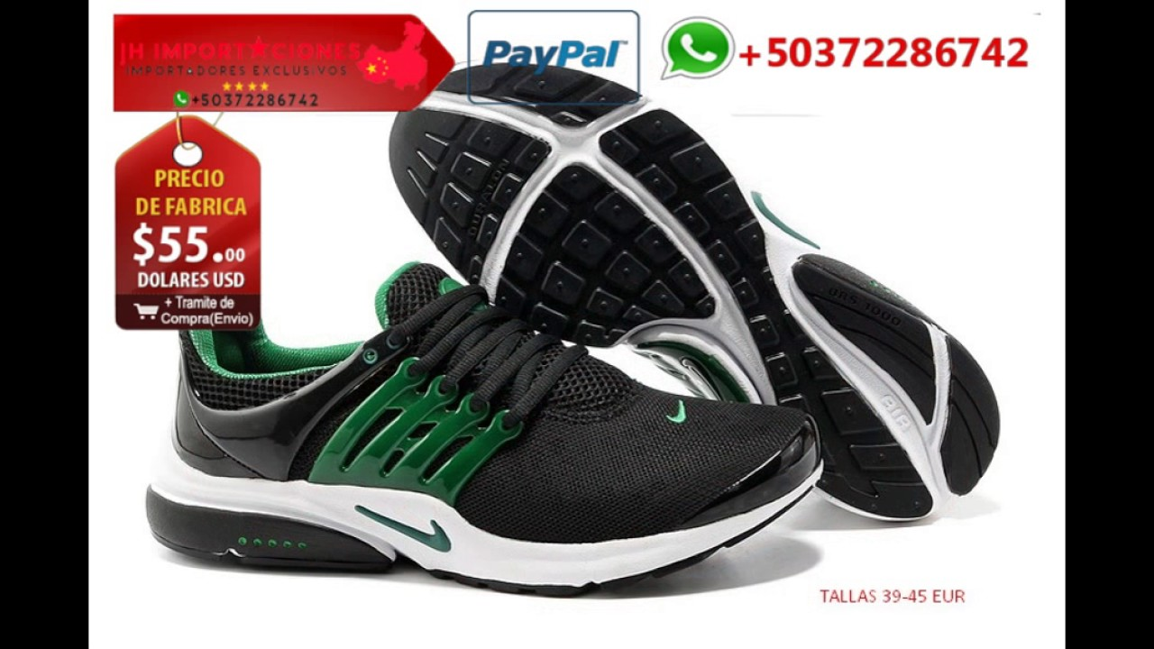 comprar tenis nike en china