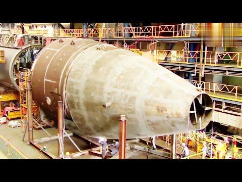 South Korean Submarine Manufacturing