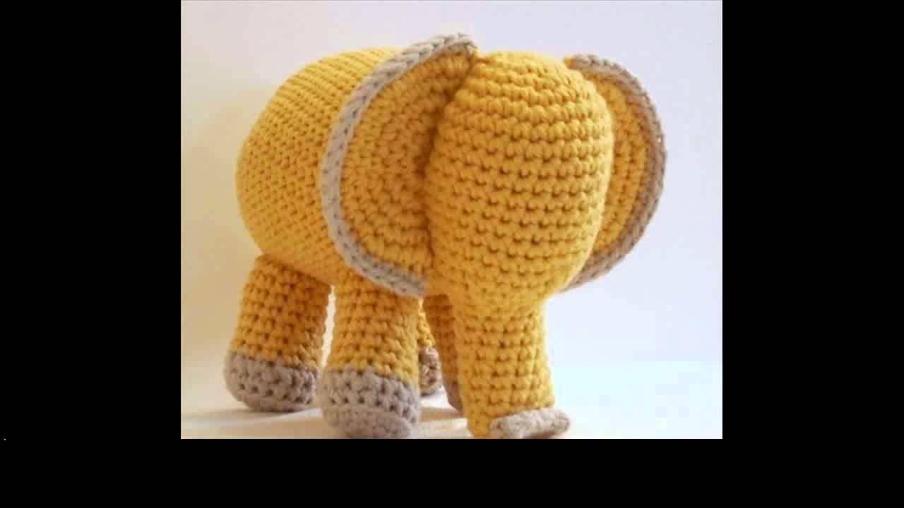 Cuddle Me Elephant – Amigurumi – Free Crochet Pattern | Crochet ... | 720x1280