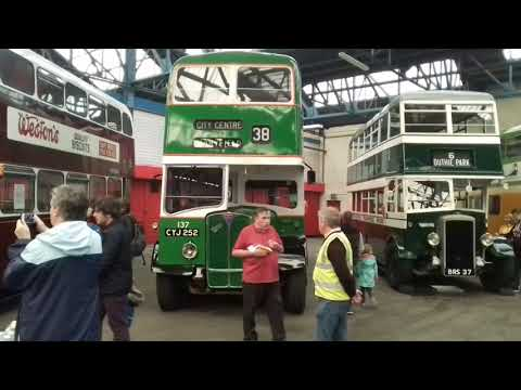 Edinburgh Vintage Buses