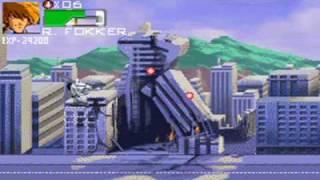 Robotech: The Macross Saga - GBA - No Deaths part 1/4