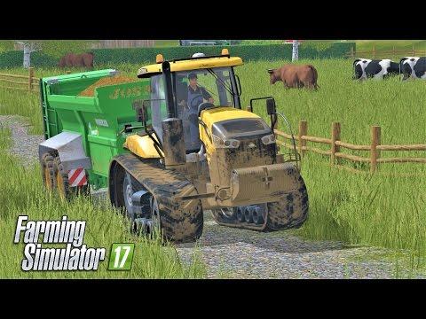 Multiplayer Farming Simulator 17 | A BUSY FARM | Giants Island EP6