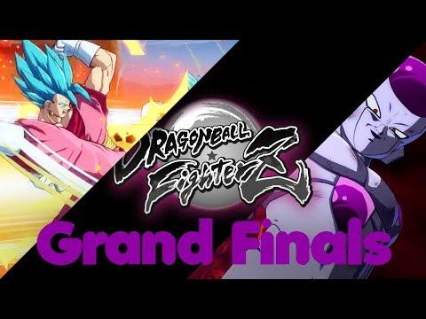[Fate's Tournament #1] (Grand Finals) Flowers Vs. Ajax Fidelity - Dragon Ball FighterZ