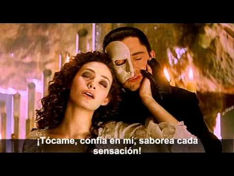 Gerard Butler - The Music of the Night (subtitulada)