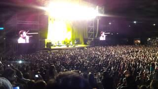 Vicentico - Los Caminos de la Vida - Arena Monticello, Chile - 2014/01/25