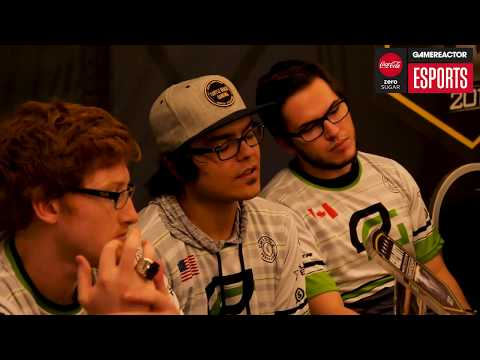OpTic Gaming - COD Champs 2017 - Final Press Conference (FULL)