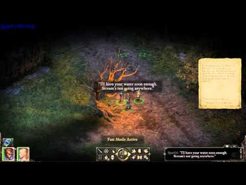 Pillars of Eternity The White March gameplay - GogetaSuperx  