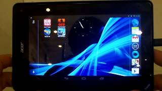unboxing y analisis tablet acer iconia b1 a71