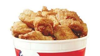 ASMR Kid Returns:Eating Kfc Crispy Chicken