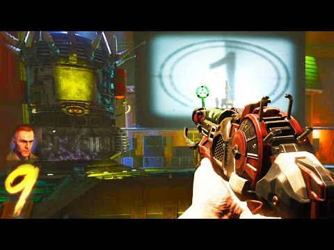 DLC5 KINO DER TOTEN REMASTERED GAMEPLAY!! BLACK OPS 3 ZOMBIES CHRONICLES