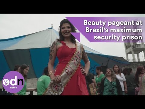 Brazil's Female Criminals Hold Beauty Pageant (Photos, Video)