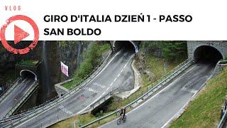 Giro D'Italia dzień 1 - Passo san Boldo