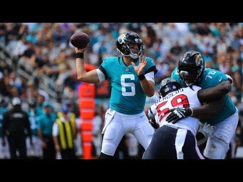Jaguars Lose to Texans 20-7 | WE SUCK AGAIN!