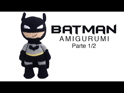Ravelry: Batman pattern by Anna Carax | 360x480