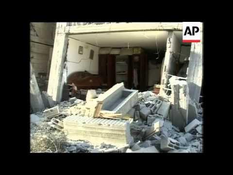 WRAP Israeli strikes, destruction, hospital, evacuations, IDF troops